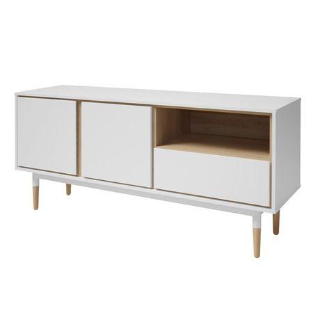 Danish Style Kombinovaná skříň Vivien, 150 cm