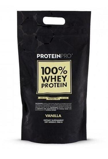 ProteinPro proteini sirutke Whey, vanilija, 900 g