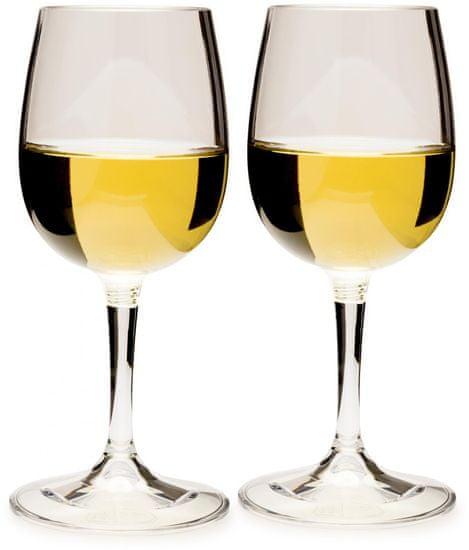 Gsi Nesting Wine Glass Set