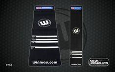 Winmau Dart Mats - koberec k terči