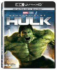 Neuvěřitelný Hulk (2 disky) - Blu-ray + 4K ULTRA HD