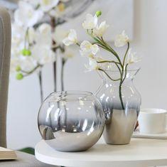 Papillon Váza skleněná Combi vysoká, 19 cm