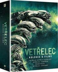 Vetřelec: Kompletní kolekce / Alien Collection  (6 disků)   - Blu-ray
