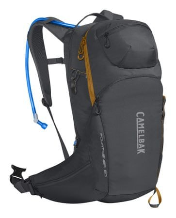 Camelbak Fourteener 20 Charcoal/Rust Orange