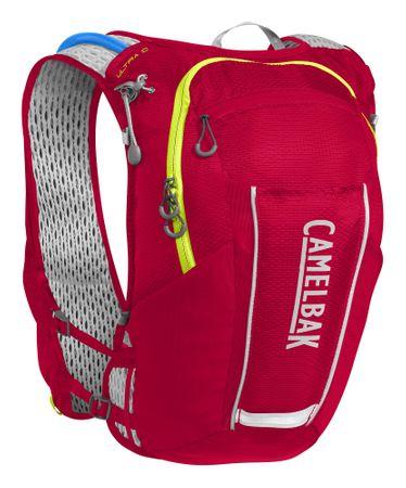 Camelbak plecak treningowy Ultra 10 Vest Crimson Red/Lime Punch