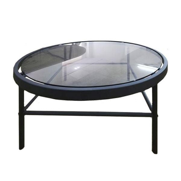 Design Scandinavia Konferenční stolek Pacific, 80 cm