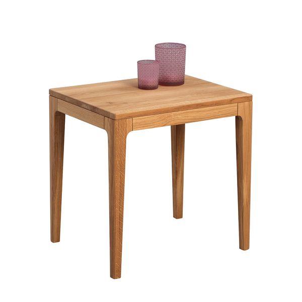 Artenat Konferenční / odkládací stolek Theodor, 50 cm, divoký dub