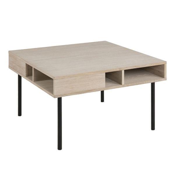 Design Scandinavia Konferenční stolek Heritage, 80 cm