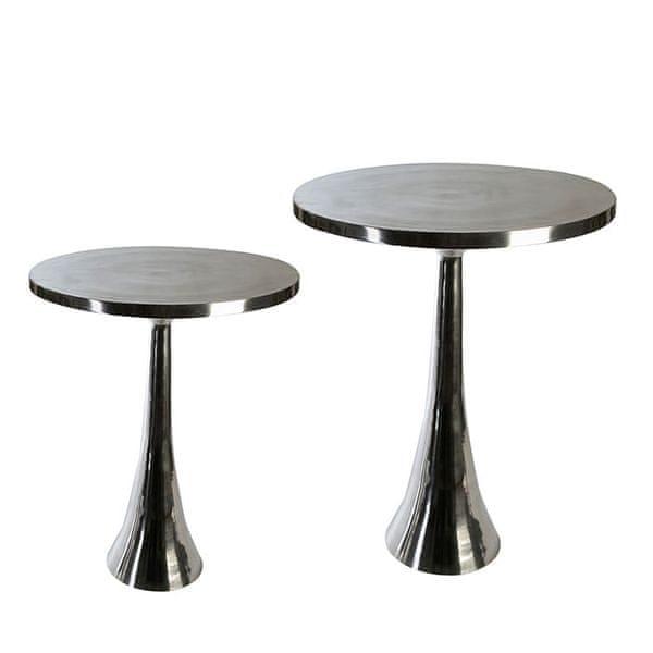 Papillon Konferenční / odkládací stolek Novo, 50 cm