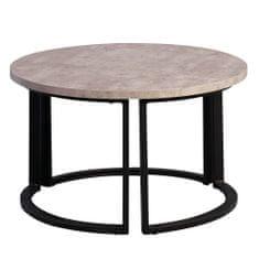 Artenat Konferenční stolek New York, 60 cm