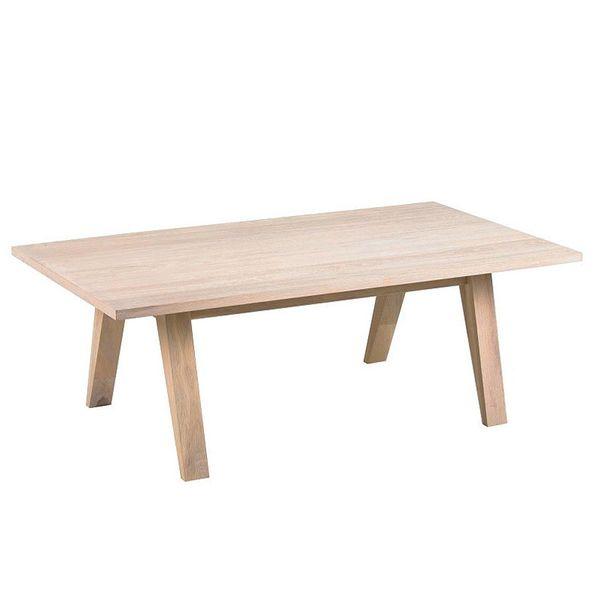 Design Scandinavia Konferenční stolek Linea, 130 cm