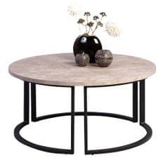 Artenat Konferenční stolek New York, 80 cm