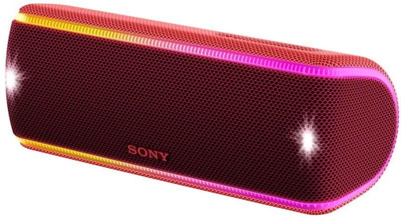 Sony SRS-XB31, červená