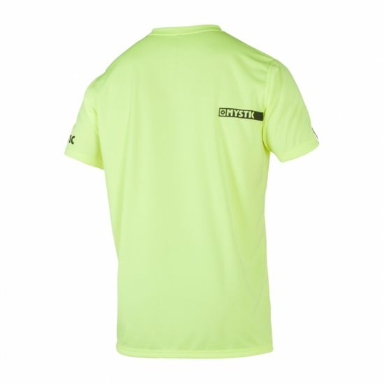 Mystic Star SS Quickdry majica, svetlo zelena