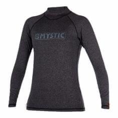 Mystic majica Lycra STAR LS 900, ženska, črna