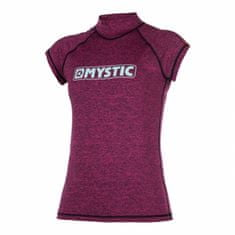 Mystic majica Lycra STAR SS 375, roza, ženska
