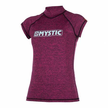 Mystic majica Lycra STAR SS 375, roza, ženska, L