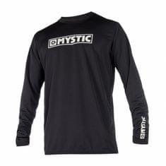 Mystic majica Quickdry STAR LS /900, črna