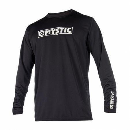 Mystic majica Quickdry STAR LS /900, črna, M