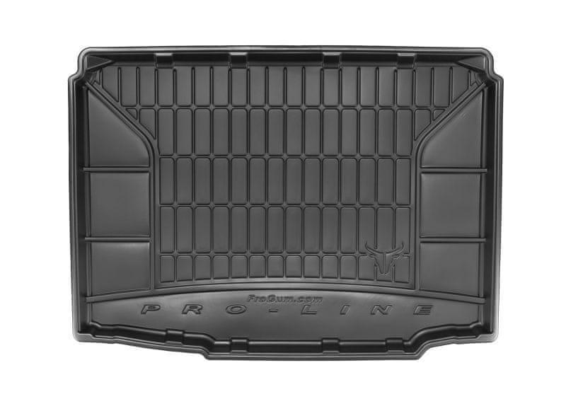 MAMMOOTH Vana do kufru, pro Škoda Fabia II z let 2006-2014, černá