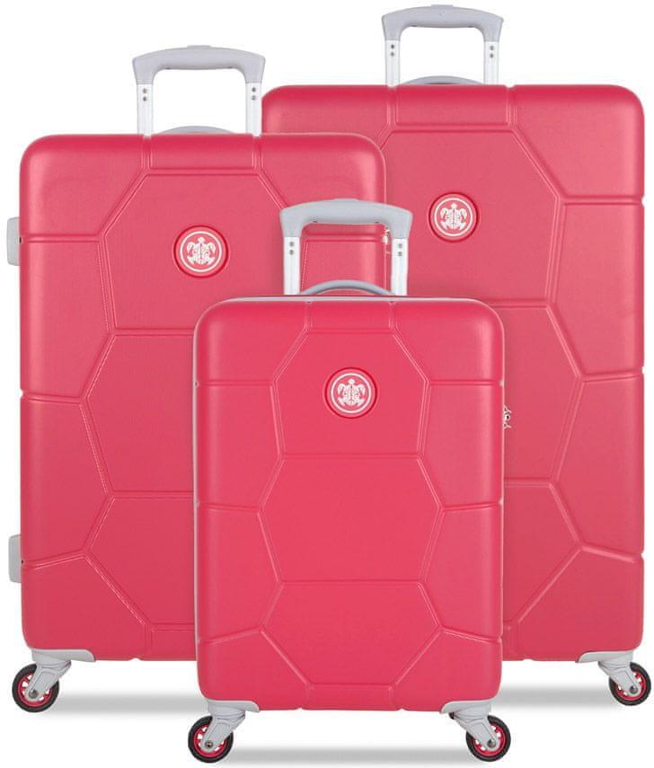 54728b89c83ec SuitSuit Sada cestovních kufrů Caretta Teaberry