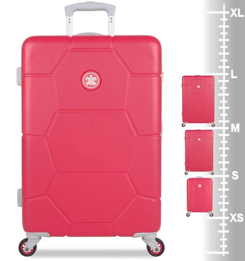 SuitSuit Sada cestovních kufrů Caretta Teaberry