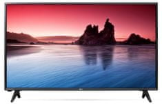LG 32LK500BPLA TV készülék