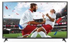 LG 65UK6100PLB televízió