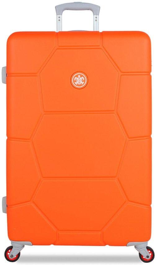 SuitSuit Cestovní kufr Caretta L Vibrant Orange