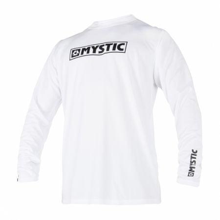 Mystic majica Quickdry STAR LS/100, bela, M