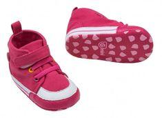 G-mini Dívčí capáčky-tenisky růžová