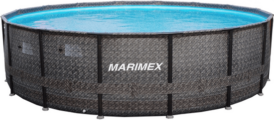Marimex basen Florida Ratan 3,66x0,99m bez akcesoriów
