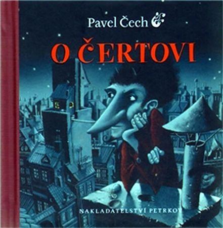 Čech Pavel: O čertovi (kolibří vydání)