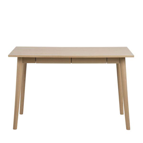 Design Scandinavia Pracovní stůl se zásuvkami Maryt, 120 cm