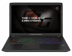 Asus prenosnik GL753VE-GC216T i7-7700HQ/16GB/SSD512G/GTX1050Ti/FHD17,3/WIN10Home (90NB0DN2-M03490)