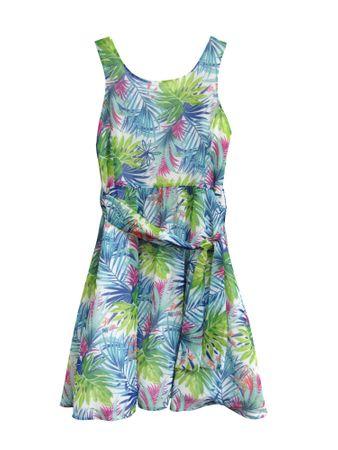 Topo sukienka dziewczęca 134 wielokolorowa