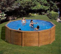 Planet Pool bazen KIT 460 W 460 x 120 cm