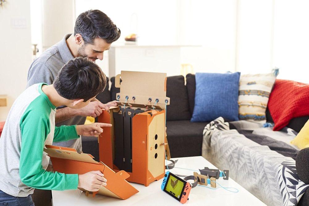 Nintendo Switch Labo Robot Kit / Switch