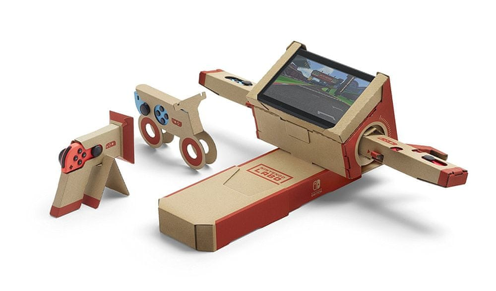 Nintendo Switch Labo Variety Kit / Switch