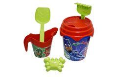 Mondo toys set za peskovnik PJ Masks (28284), 17 cm