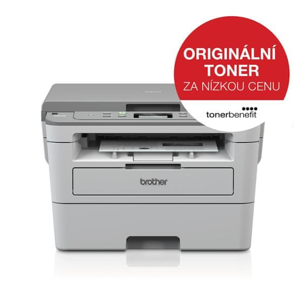 Brother DCP-B7520DW TonerBenefit (DCPB7520DWYJ1)