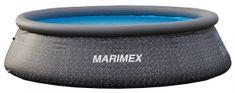 Marimex Tampa Rattan medence 3,66x0,91 m szűrő nélkül