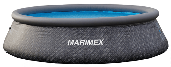 Marimex bazen Tampa Ratan 366 x 91 cm, bez filtracije