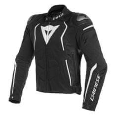 Dainese pánska motocyklová bunda  DYNO TEX čierna/biela, textilná