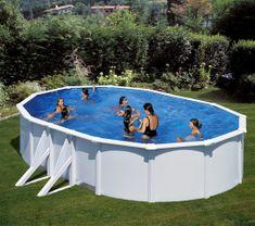 Planet Pool bazen KIT 610 Eco, 610 x 375 x 120 cm, SOLO
