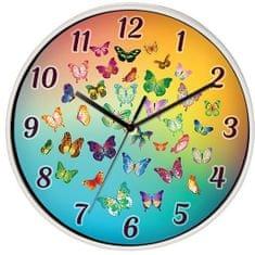 Walplus Butterfly Dream 25 cm