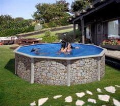 Planet Pool bazen KIT 350P, 350 x 120 cm, SOLO