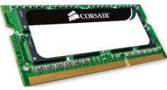 Corsair pomnilnik za prenosnik 2GB DDR3, 1333 MHz (CMSO2GX3M1A1333C9)