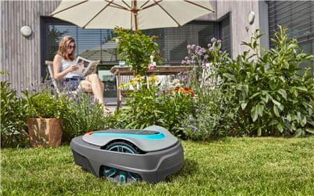 Gardena robotska kosilica Sileno City 500 (15002-32)