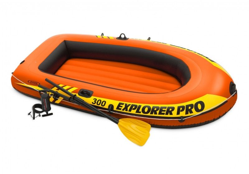 Intex Člun Explorer 244x117x36cm